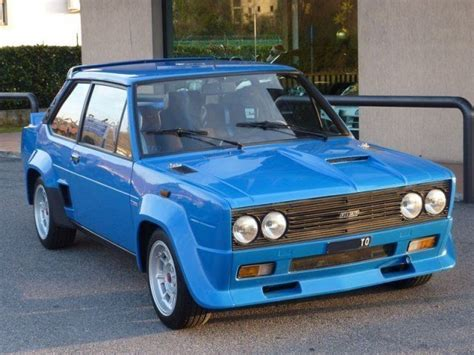 Fiat 131 Abarth For Sale by Sold Fiat 131 Abarth Originale Used Cars For Sale