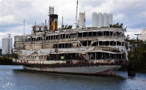 River Boat Services by 10 Abandoned Steamboats Paddle Steamers Riverboats