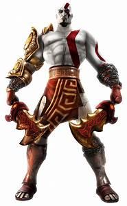 Kratos (Soul Calibur / Mortal Kombat)