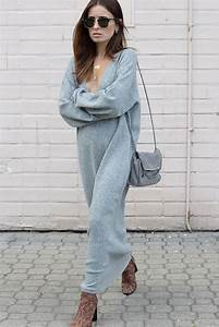 pinspiration 20 idees pour etre sexy en hiver street With robe pull sexy