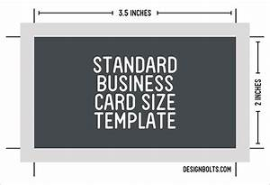 Free standard business card size letterhead envelop for Standard business card template