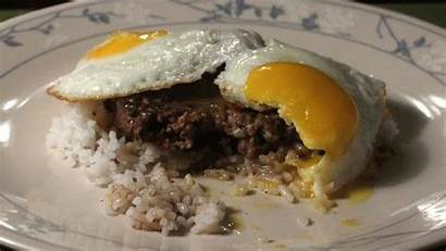 Loco Moco Recipe Rice Gravy Hawaiian Eggs