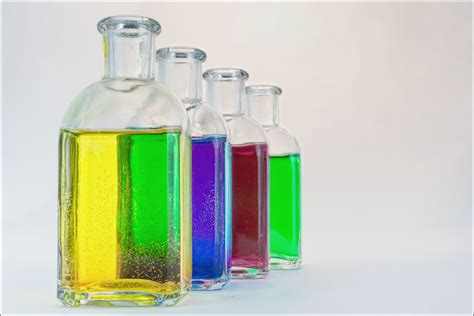 colors and bottles free photo bottles colorful glass color free image