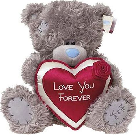 you and me forever creddy teddy bears tatty teddy large you