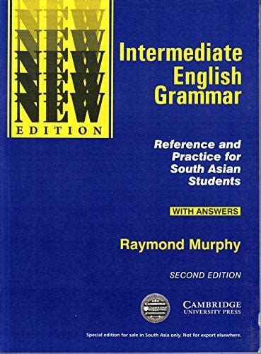 intermediate english grammar reference  practice