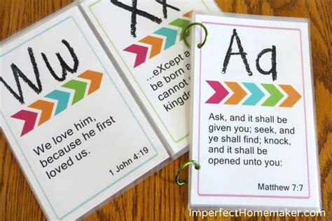 free printable abc bible memory verses for preschoolers 338 | capture119