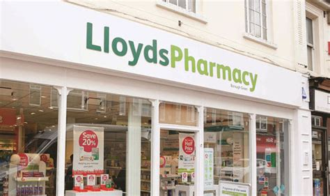Lloyds Pharmacy by Lloydspharmacy To Cease Trading In 190 Stores In