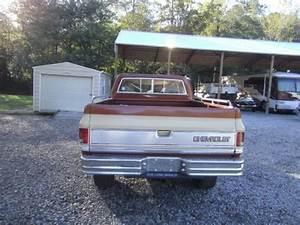1983 Chevrolet C  K10 4x4 With Extra Parts Truck Gm Crate