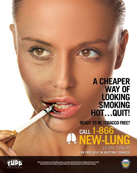 30 Brilliant Anti Smoking Advertisements For Your