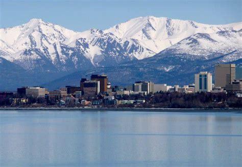 Beautiful Photos of Alaska's Largest Cities - Westmark Hotels