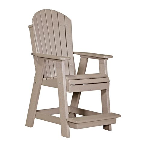 Chairs For Balcony by Adirondack Balcony Chair Recycled Patio Oak Things