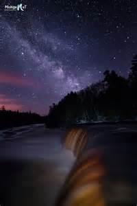 Night Sky Upper Peninsula Michigan