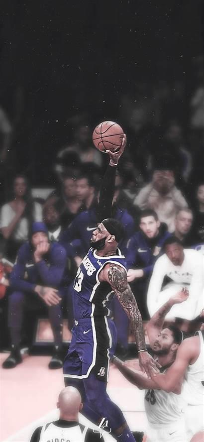 Lakers Lebron James Wallpapers Iphone Kobe Bryant
