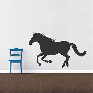 Horse wall decals roselawnlutheran for Horse wall decals