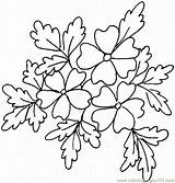 Oak Coloring Pages Wreath Tree Printable Leaf Drawing Trees Leaves Eastern Flower Coloringpages101 Mandala Template Wreaths Patterns Embroidery Colouring sketch template