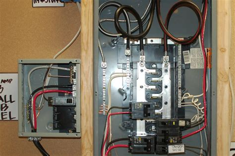 adding a circuit breaker to your storage shed electrical panel
