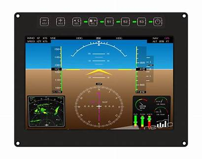 Display Rugged Pm 1w Lcd Military Monitor