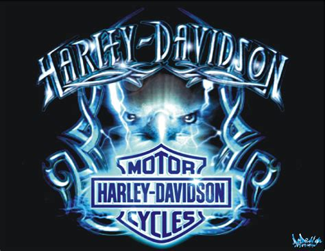 Harley Davidson Screensavers And Backgrounds by Harley Davidson Logo Wallpapers Wallpaper Cave