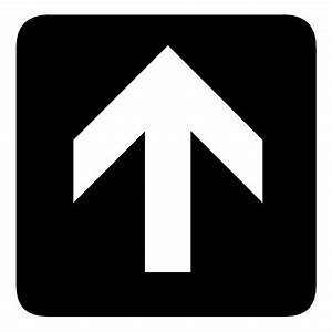 UP ARROW VECTOR SIGN - Download at Vectorportal