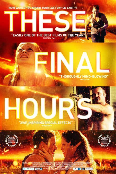 final hours dvd release date redbox netflix