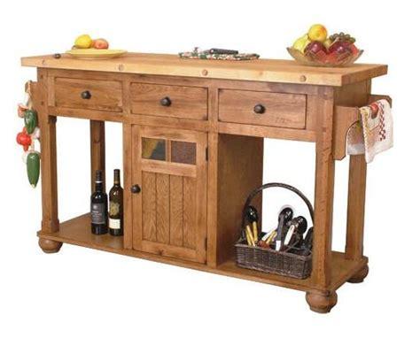 oak kitchen island sd 2522ro sedona rustic oak kitchen island 1142