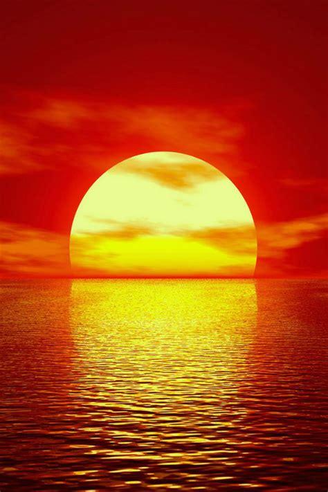 red sunset | Beautiful sunset, Amazing sunsets, Red sunset