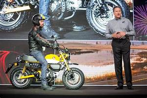2018 MONKEY 125 CONCEPT Thunder Road Motorcycles