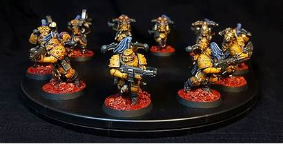 Marine Dakka Enough Turnaround Chaos Noise Marines