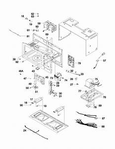 Functional Parts Diagram  U0026 Parts List For Model Plmv168kc3