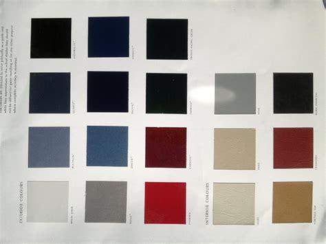 what color are my chart what color are my seats jaguar forums jaguar