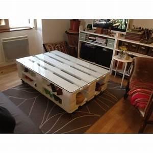 Table Basse Palettes : palettes clasf ~ Melissatoandfro.com Idées de Décoration