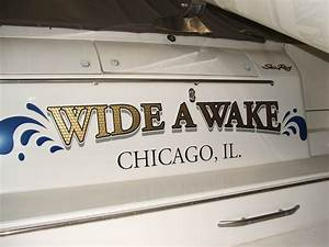 boat lettering boat decals boat names power boats compass With marine decals and lettering