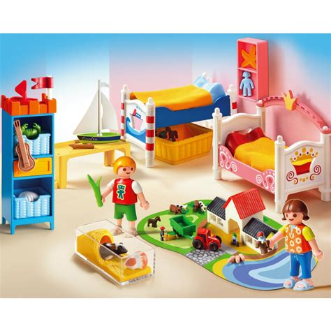 playmobil chambre des parents playmobil grande mansion childrens room 5333 20 00