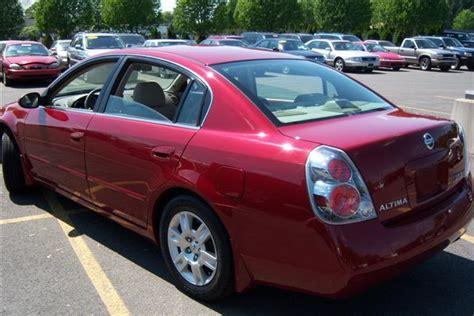 used nissan altima 2005 for used 2005 nissan altima 4 door sedan 7 599 00