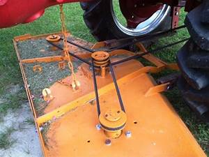 Woods 59 Mower With 90 Degree Gearbox