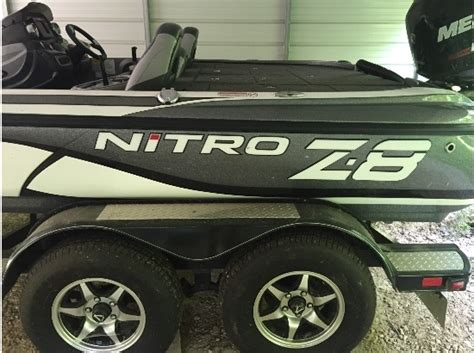 Nitro Bass Boat Z8 by 2014 Nitro Z8 Boats For Sale