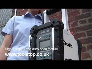 Makita Radio Bmr100 : makita bmr100 job site radio introduced by nadia youtube ~ Orissabook.com Haus und Dekorationen