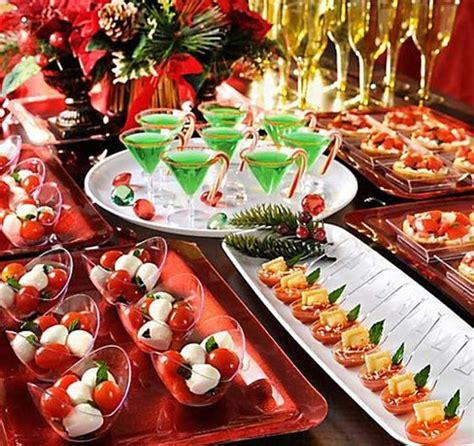 christmas party food ideas buffet ideas and on