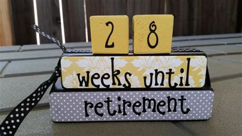 The 25+ Best Retirement Countdown Ideas On Pinterest Funny Jamaican Gift Great Wrap Total Rewards Craft 5 Year Old Photo Coupons Shop Names New York Voucher Template Ideas For Grandpa