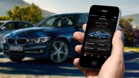 app bmw bmw connected app links your car and calendar tech lasers
