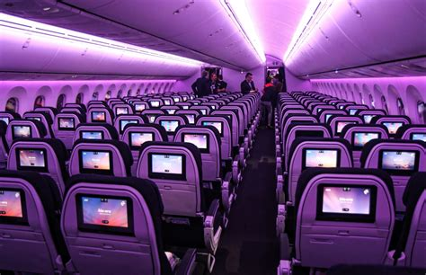 boeing   air  zealand economy class cabin aeronefnet
