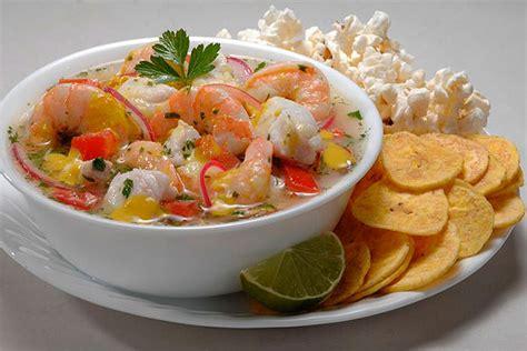 Top 7 Exotic Delicacies Ecuadorian Food And Dishes