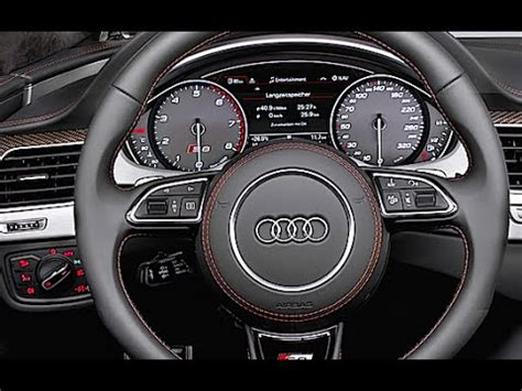 audi    interior review driving engine sound