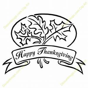 Happy Thanksgiving Turkey Clipart Black And White ...