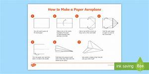 Free  - How To Make A Paper Airplane