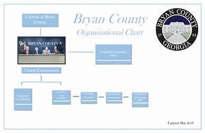 Bryan County Organizational Chart Bryan County