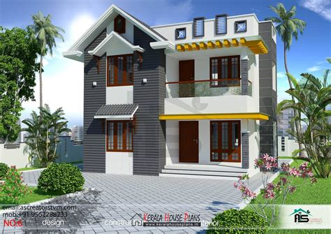 double floor house design inspiration  great comfort