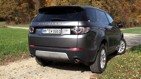 land rover discovery sport  sd  hp test