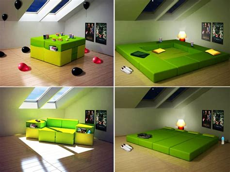 multi purpose home spaces modular furniture multi purpose for small space room