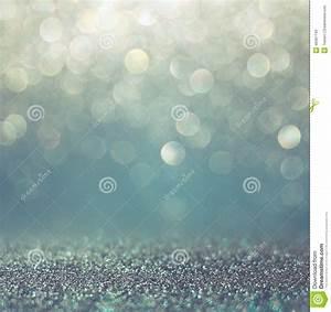 Glitter Vintage Lights Background With Light Burst ...